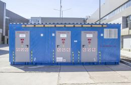 Modular-packaged electrical power plant (MEPP)