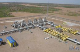 Gas metering station (GMS)