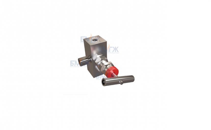 Блоки клапанные одновентильные (Б-1В)