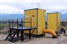 Блок автоматической одоризации газа (БАОГ)