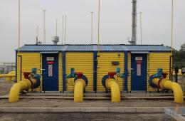 Main gas control unit (MGCU)