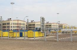 Блок подготовки топливного и импульсного газа БПТИГ