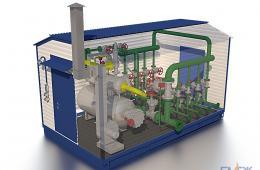 Автоматизированная замерная установка (АГЗУ)