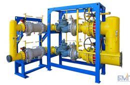 Газорегуляторные установки (ГРУ)