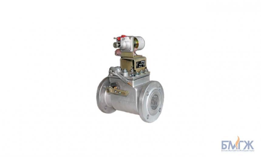 Клапаны предохранительно-запорные электромагнитные газовые КПЭГ