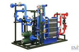 Modular Heat Supply Stations (MHSS)