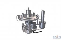Регулятор давления газа РД-16
