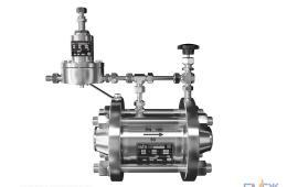 Регулятор газовый поршневой РГП