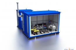 LPG Odorization Unit (CIU, GO, LPG)